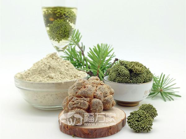 生三七超细粉和熟三七粉的功效区