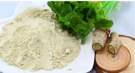 三七粉用于美白祛斑三七粉的吃法
