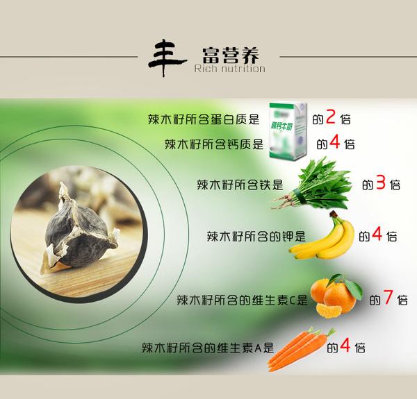 辣木籽的九大功效